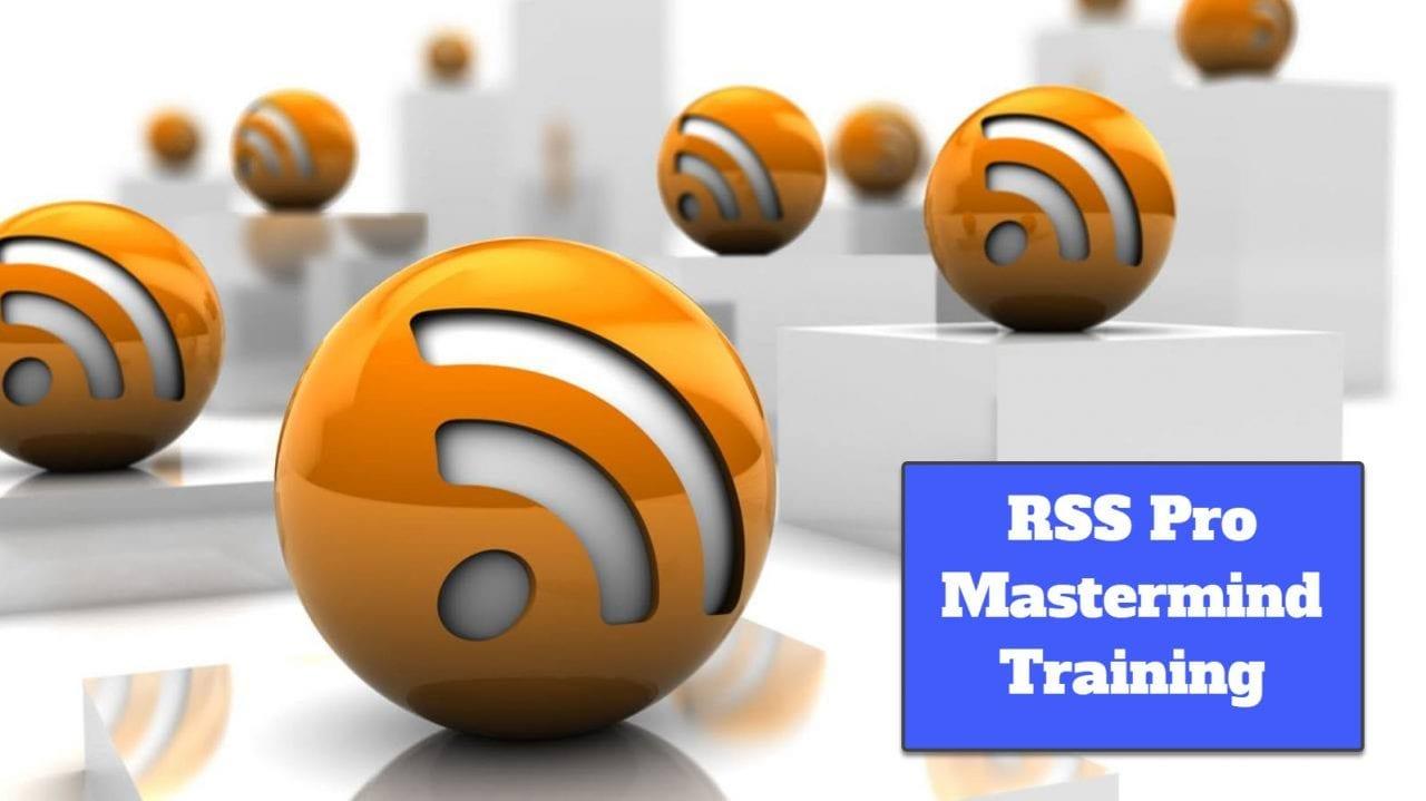 RSS Pro Mastermind training
